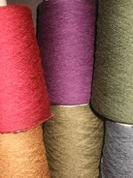 Silk City's Marbella yarn