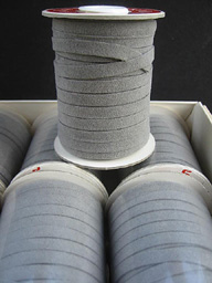 """Suede"" tape spools"