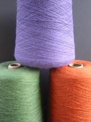 Alpaca rainbow colors