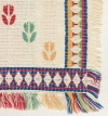 Tulip mat detail