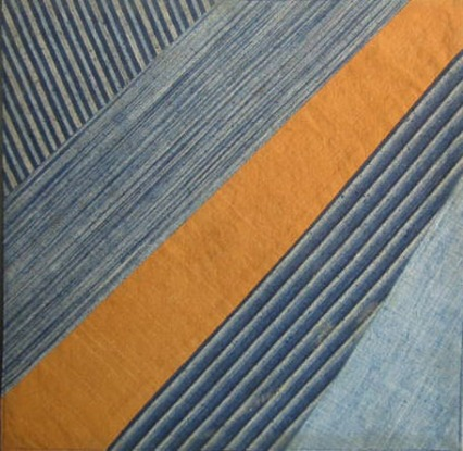Japanese pieced textile