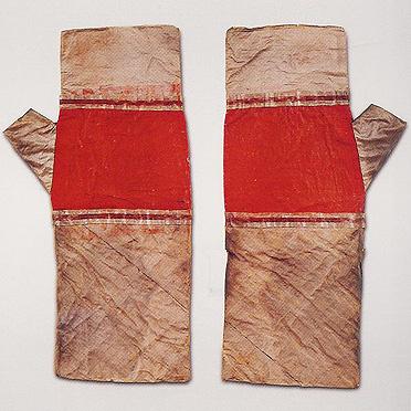 Lady Dai's mittens