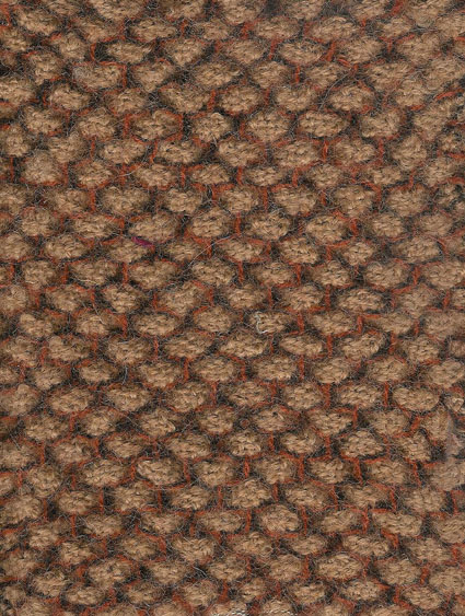 Deflected threads sample