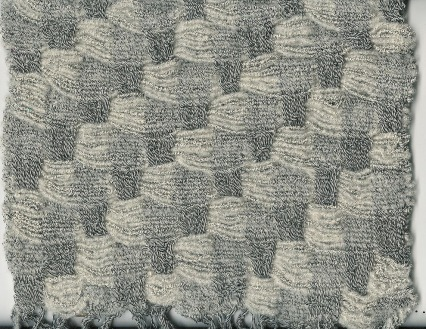 Designed and woven by Fern Devlin, winter 2008