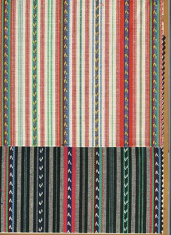 faux ikat colorways