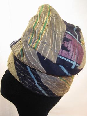 Nigerian man's hat